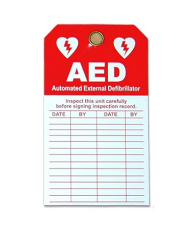 AED Stickers DEFDAC-801-