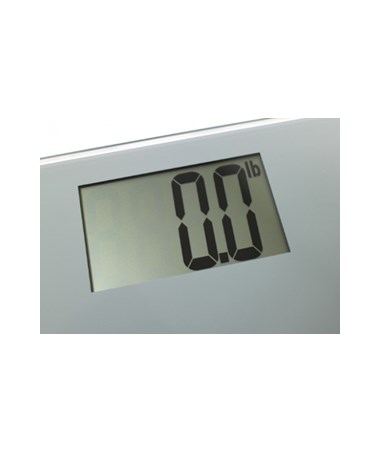 DORDS500 - Digital Flat Floor Scale - LCD Display