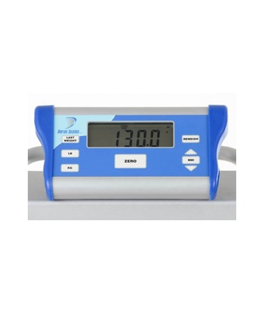 Dual Handrail Scale Display