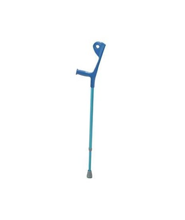 Drive 10412 Euro-Style Lightweight Aluminum Forearm Crutches