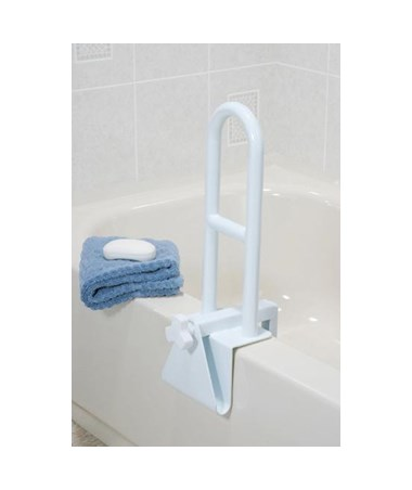 """Drive 12036 Clamp on Tub Rail"""