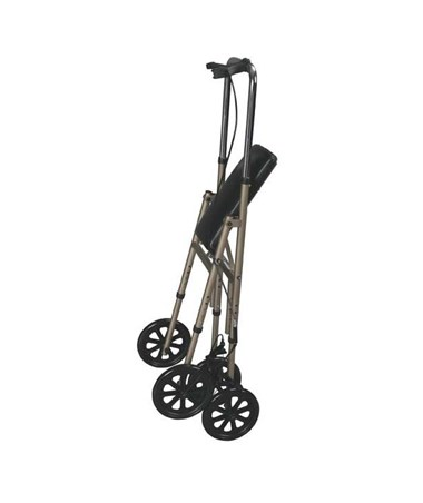 Drive 780 Knee Walker Folded