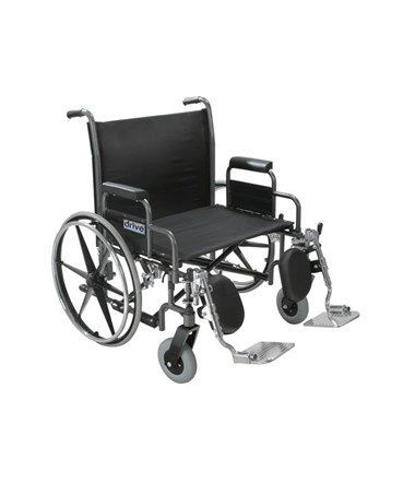 """Drive hdelr Front Rigging for Sentra Heavy Duty Wheelchair