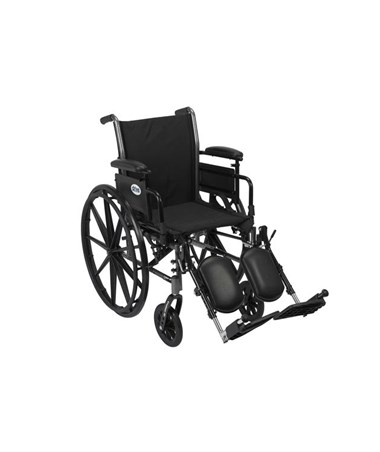 """Drive Cruiser III Light Weight Wheelchair"""