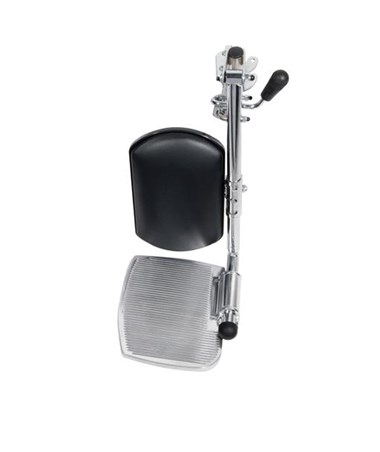 """Drive PH-ELR Swing-Away Front Rigging for Sentra EC Heavy Duty Extra Wide Wheelchairs"""