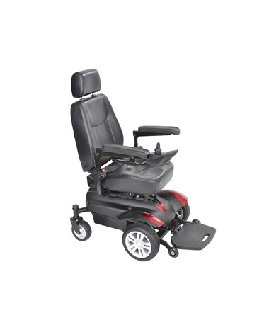 Titan X16 Standard Power Wheelchair DRITITANLB18CSX16