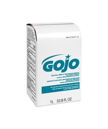 Ultra Mild Antimicrobial Lotion Soap GOJ2112-08