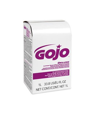 Gojo 2117-08 Gojo Deluxe Lotion Soap with Moisturizers