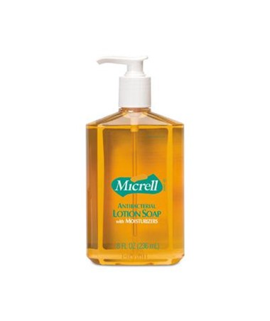 Micrell 9752-12 Antibacterial Lotion Soap