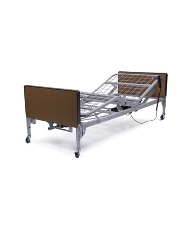 Patriot Homecare Bed, Semi-Electric LUMUS028