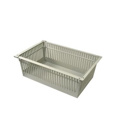 "Harloff 8"" Exchange Tray for Mobile Medical Storage"