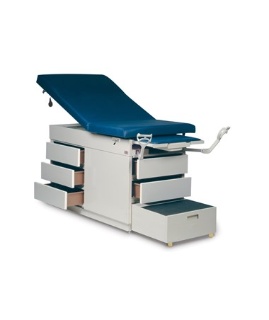 Hausmann Gas Spring Back Exam Table Save At Tiger