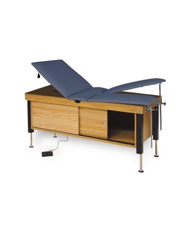 Electric Split Leg Treatment Table HAUA9718-