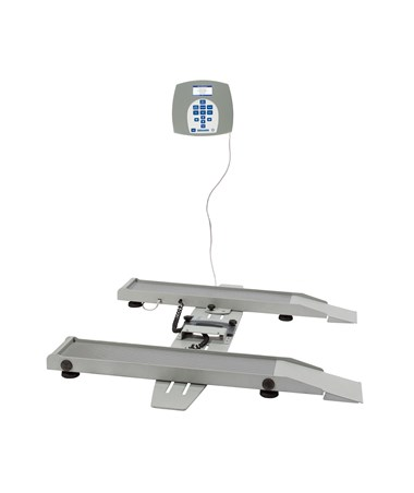 Health-o-meter Professional Portable Wheelchair Scale HEA2400KL