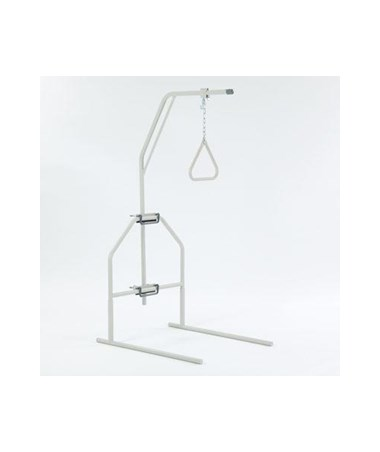 Invacare 7740P Trapeze Bar with 7714P Floor Stand