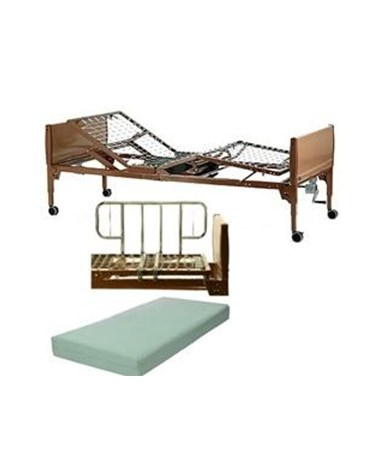 Manual Home Care Bed INV5307IVC