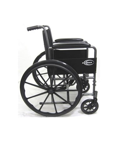 Karman Lightweight Fixed-Arm Wheelchair Side View