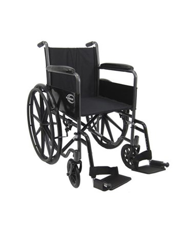 Lightweight Fixed-Arm Wheelchair KARLT-800T-
