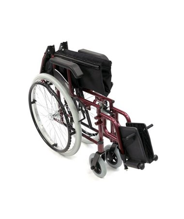 Karman Ultra Lightweight Wheelchair - Folded