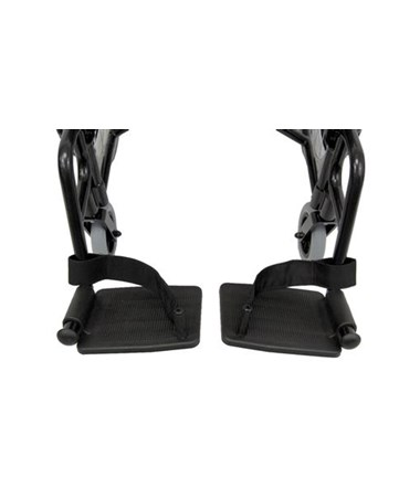 Karman Ultra Lightweight Wheelchair - Footrests