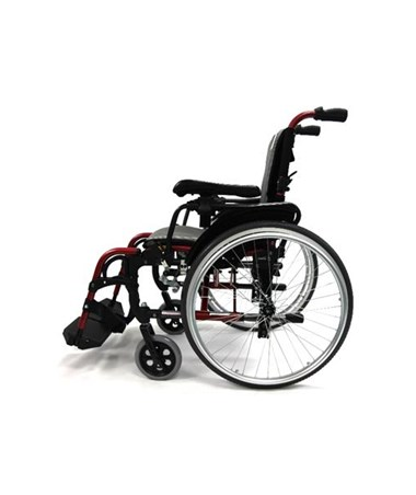 Karman S-Ergo Ultralightweight Wheelchair with Adjustable Seat Height
