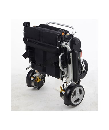 The Heavy Duty KD Smart Chair is easy to fold and transport, making it suitable for an active lifestyle.