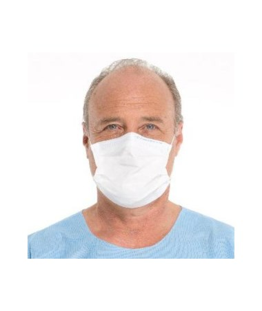 Halyard SO SOFT Fog-Free Procedure Mask with Fluidshield Level 1 Protection