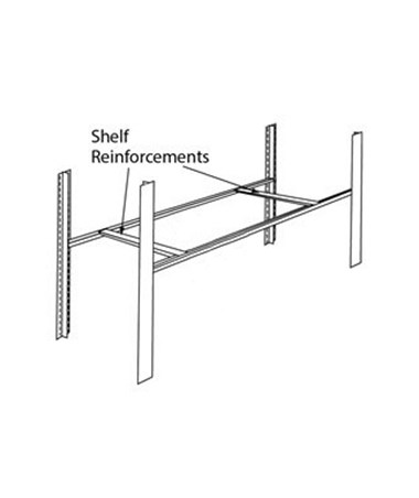 4 Post Shelf Reinforcements MAYF18SR-