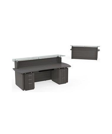 MAYSTRC72- Sterling™ Series Reception Station with Optional Pedestals - with Pedestals