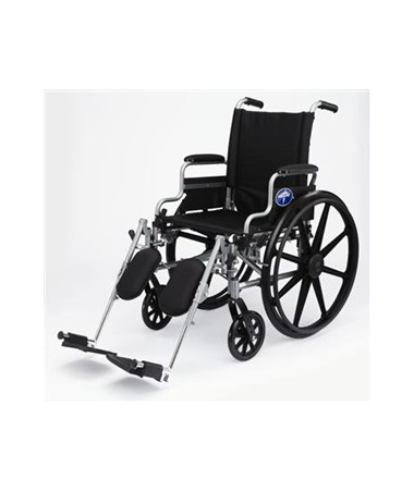 Excel K4 Basic Lightweight Wheelchair MEDMDS806500E