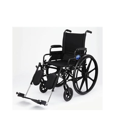 Excel K4 ELR Lightweight Wheel Chair MEDMDS806550