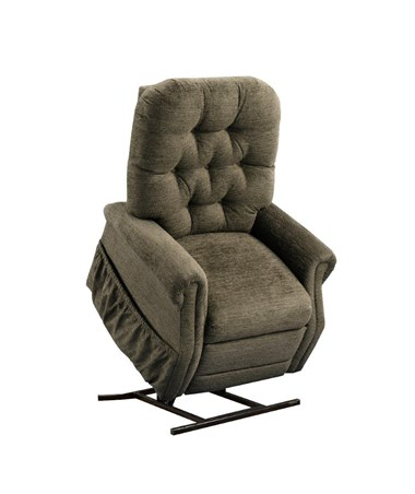 Standard Wide Lift Chair - 2 Way Recline MED_2555W
