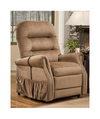 Luxury Wide Lift Chair - 2 Way Recline MED_3055W