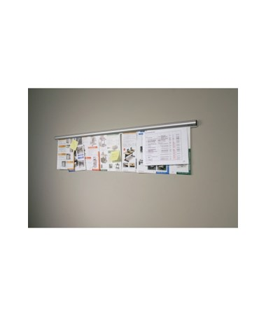 Displayed contents on Best-Bite® Tackless Paper Holder