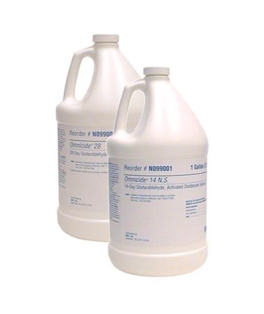 Glutaraldehyde Sterilizing & Disinfecting Solution NDCN099001