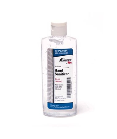 Pro Advantage Alcohol Based Hand Sanitizer 4 oz.