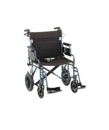 Nova 332B Lightweight 22-Inch Transport Chair