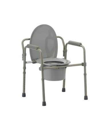 Folding Commode with Standard Seat NOV8700-R