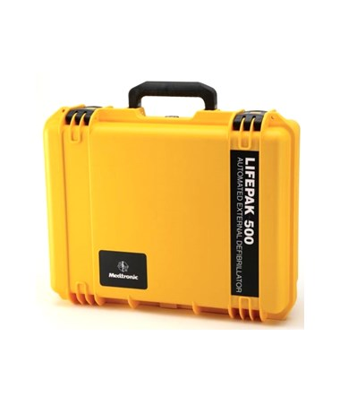 Hard Shell Carrying Case for LIFEPAK 500 AED PHY11998-000021