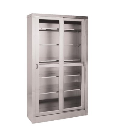 Stainless Steel Large Storage Cabinet HARSS7816