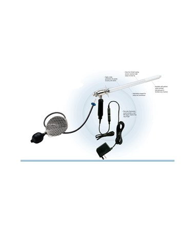 Features of Disposable Sigmoidoscope.