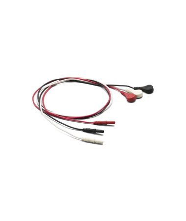 3-Lead ECG Lead Wires for Atlas Monitor WEL6200-05