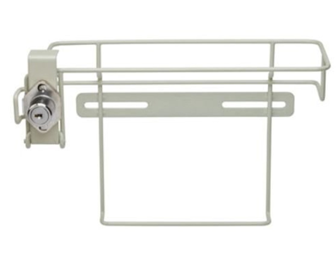 SharpSafety™ Locking Bracket For In Room Sharps Container - 5/Cs 8518X-
