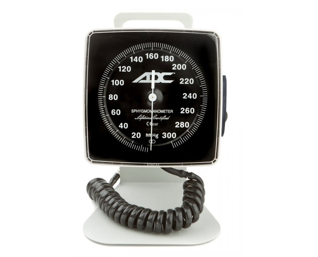 Diagnostix™ Desk Aneroid Sphygmomanometer ADC750D-10SABK-