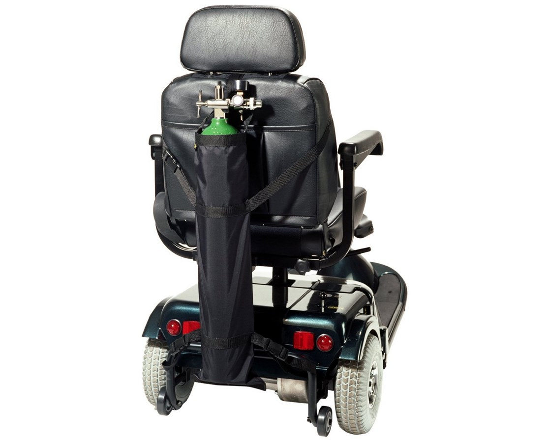 Oxygen Bag for Scooter, D & E Cylinders ADI995-OX-DE-S