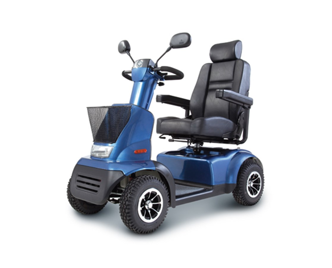 Afiscooter C4 Mid Size Four Wheel Scooter AFIFTC4073