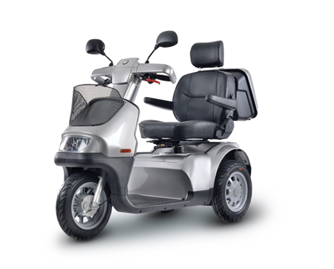 Afiscooter S3 Full Size 3 Wheel Scooter