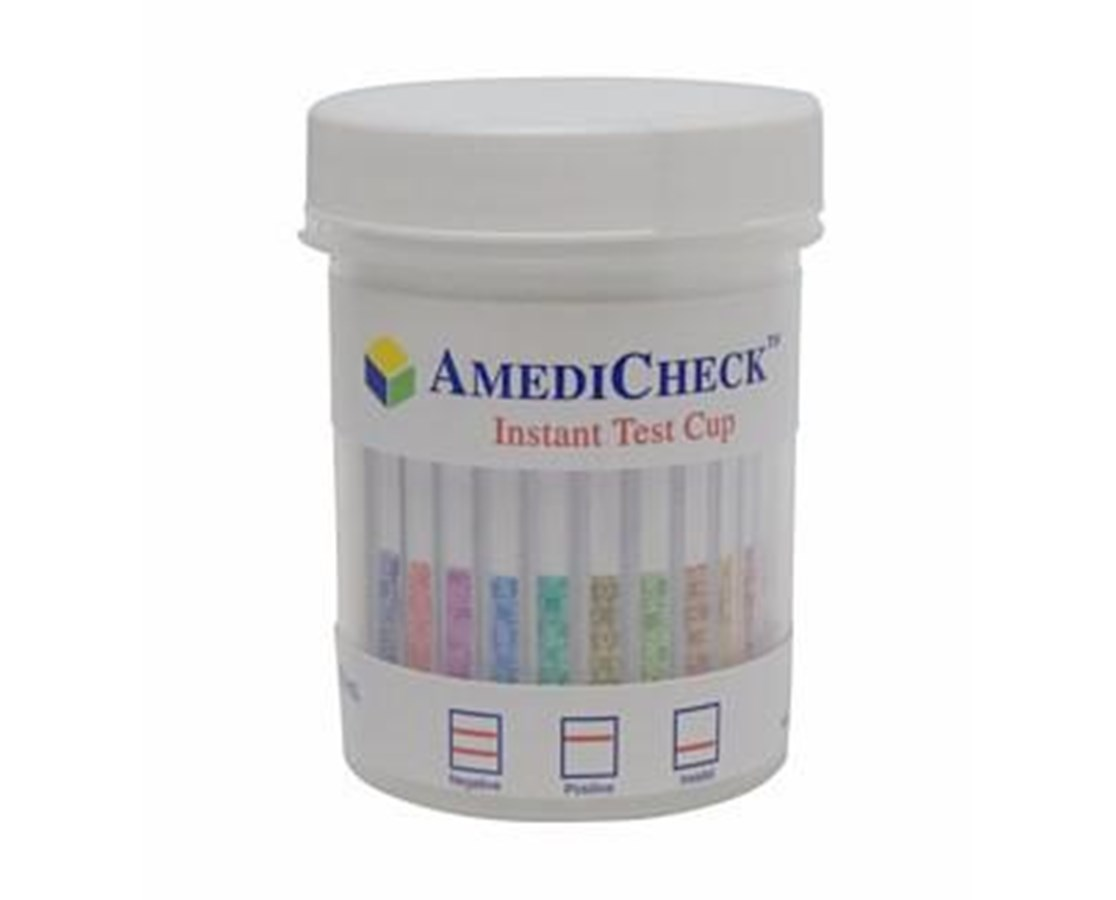 Amedicheck® Stand Up Cup - Drug Test ALEC-C0501A-3A-
