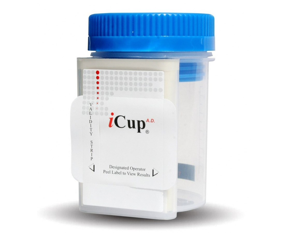 Toxicology Icup® A.D. (All Inclusive Cup) ALEI-DUE-187-071