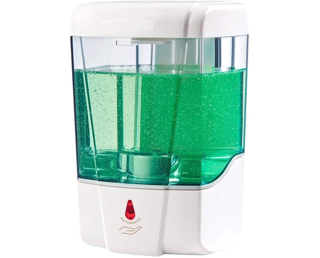 Alpine Automatic Hands Free Gel Sanitizer Liquid Soap Dispenser Save At Tiger Medical Inc
